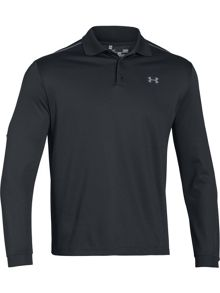 Coldgear infrared long sleeved polo