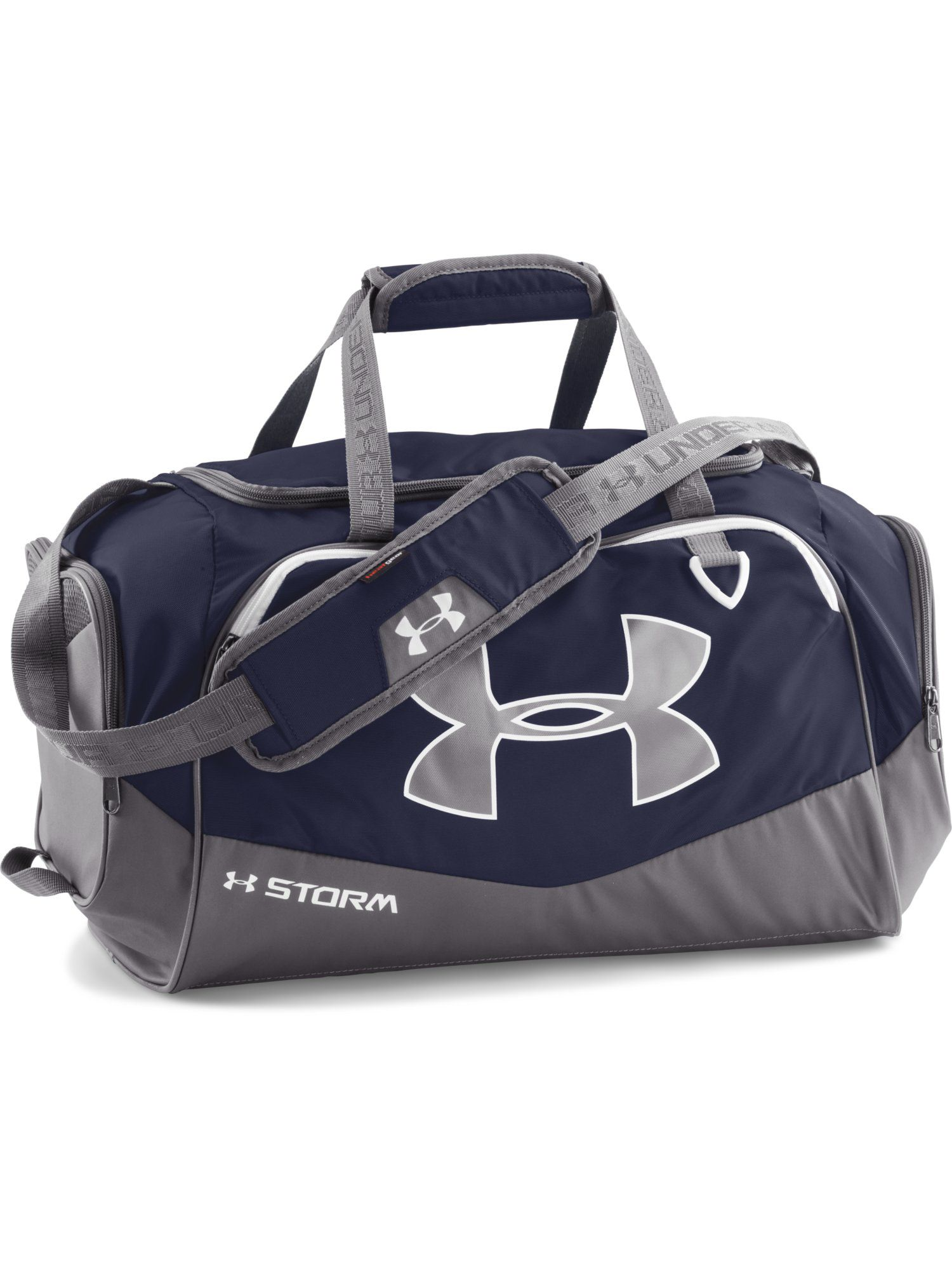Under Armour Undeniable Synthetic Holdall Navy