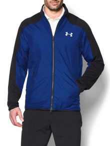 Under Armour Tips Coldgear Casual Full Zip Quilted Jacket