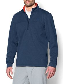 Under Armour Elemental Plain Half Zip Fastening Jumper