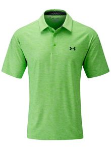 Playoff Heather Stripe Regular Fit Polo Shirt