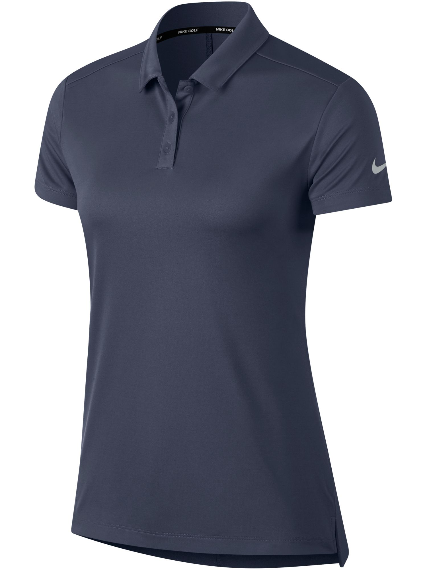 Nike Golf Dry Short Sleeve Polo, Blue