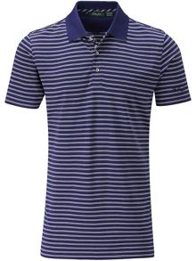 Bobby Jones Double Pin Stripe Polo