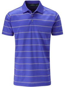 Bobby Jones Frame Stripe Polo
