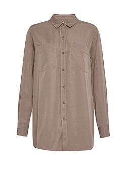 Tara Tencel Long Sleeve Shirt