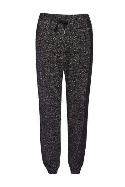 French Connection Douglas Sweat Lace Trimmed Joggers
