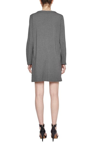 French Connection Lula Tiff Slash Neck Dress