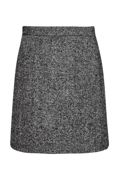 French Connection Rupert Tweed Mini Skirt