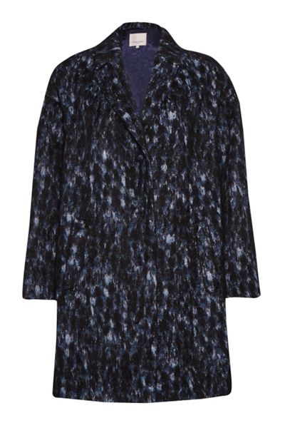 Great Plains November Rain Oversized Coat