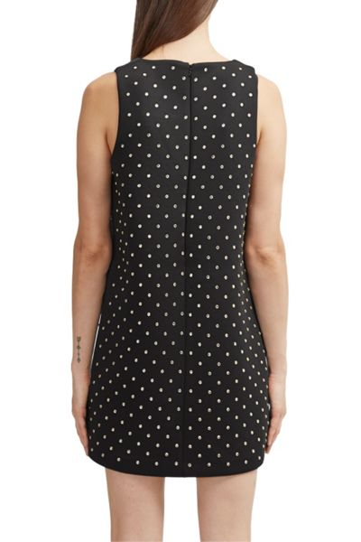 French Connection Diamond Drop Jersey Dress