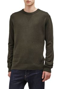 French Connection Winter Linked Rib Jumper