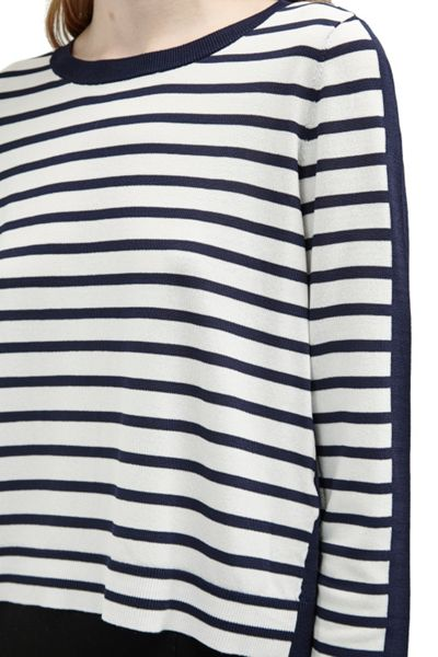 French Connection Cass Knits Stripe Jumper