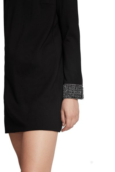 French Connection Crystal Shot Tunic Dress