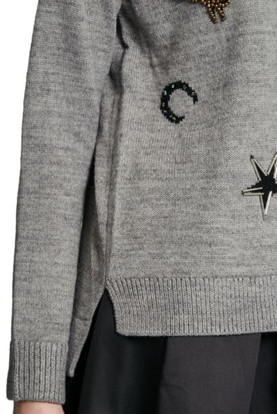 French Connection Lucky Knits Crew Neck Jumper