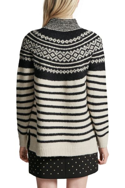 French Connection Norway Knit High Neck Jumper