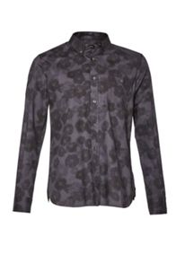 French Connection Buddy Blur Floral Shirt