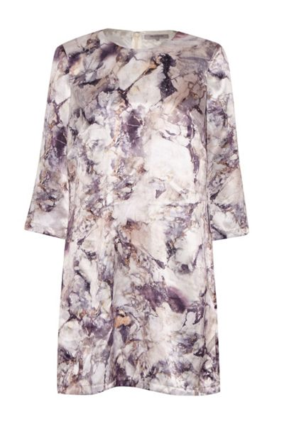 Great Plains Verona Marble Tunic Dress