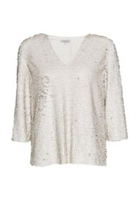 Great Plains Siren Sequin Top