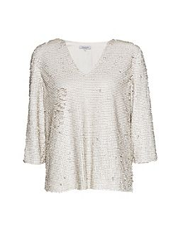 Siren Sequin Top