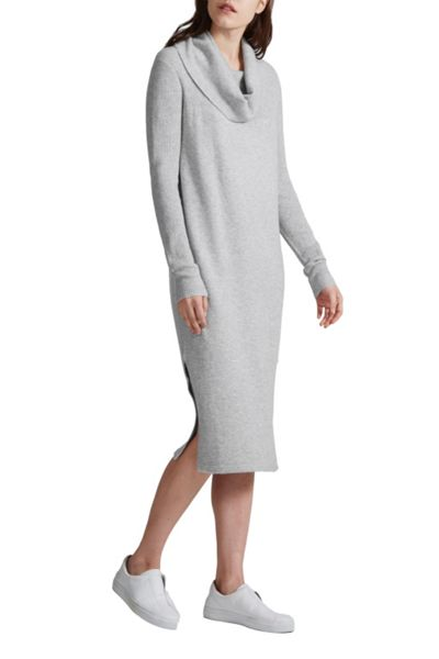 Great Plains Otto Knit Midi Dress
