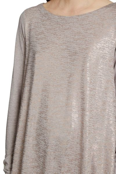 Great Plains Crystalline Jersey Long Sleeves T-Shirt