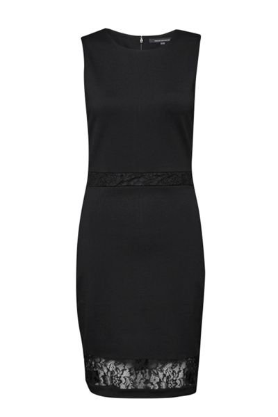 French Connection Beau Viscose Bodycon Dress
