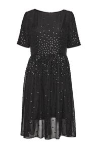 Great Plains Dolly Sequins Embellished Dress