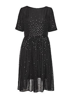 Dolly Sequins Embellished Dress