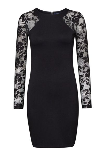 French Connection The London Floral Lace Dress