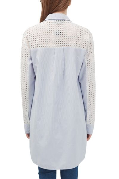 French Connection Kyra Cotton Shirt Dress