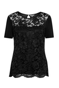Great Plains In The Mix Lace T-Shirt