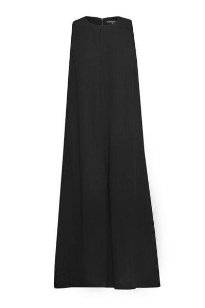 French Connection Arrow Crepe Halter Neck Jumpsuit