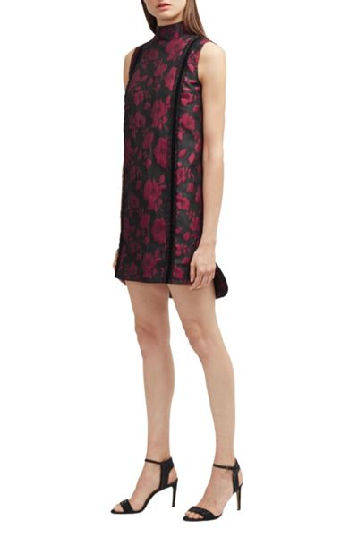 French Connection Betty Brocade Tunic Dress