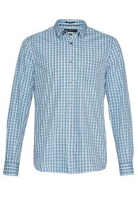 French Connection Gingham Dot Shirt
