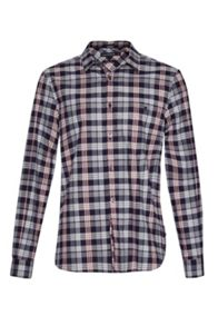 French Connection Twill Check Shirt