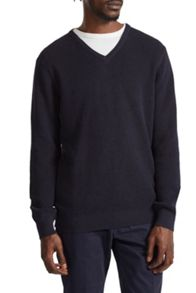 French Connection Encore Knits V Neck Jumper