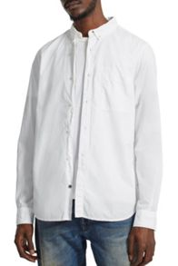French Connection Core Tech Poplin Shirt