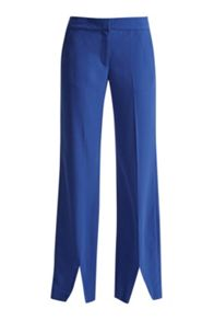 Great Plains Lola Drape Wide Leg Trousers