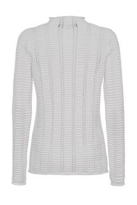 French Connection Mozart Ladder Open Knit Jumper