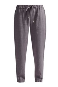 Great Plains Lara Linen Jogger Trousers
