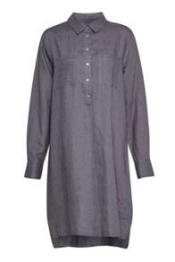 Great Plains Lara Linen Patch Pocket Tunic