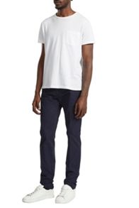 French Connection Big Spin Pima Cotton Trousers