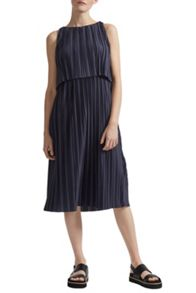 Great Plains Narcissus Jersey Pleated Dress