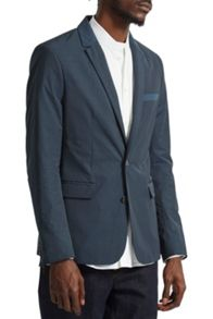 French Connection Lightweight Nylon Blazer