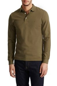 French Connection Brunswick Long Sleeves Polo Shirt