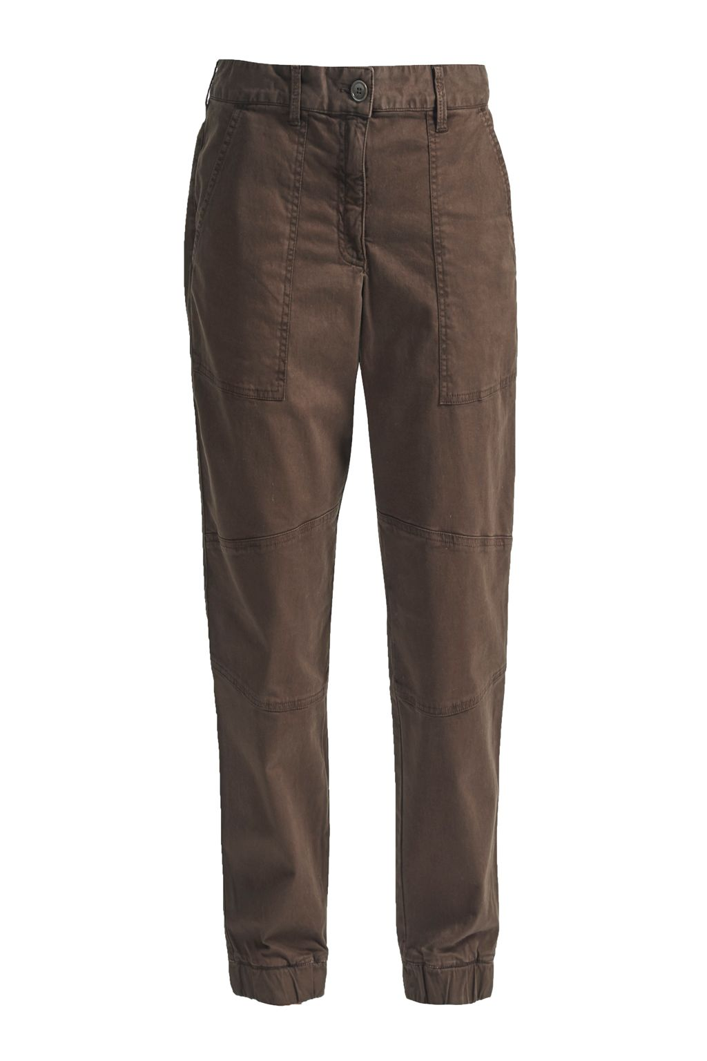 Great Plains Isabel Stretch Trousers, Green