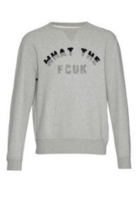 French Connection What The FCUK Sweatshirt