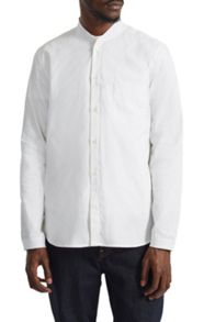 French Connection Oxford Bomber Shirt
