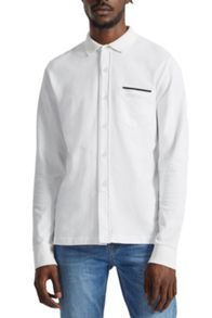 French Connection Brunswick Pique Shirt