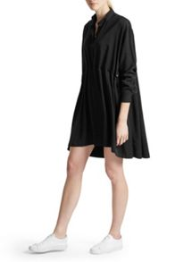 French Connection Sunny Tencel Shirt Dress